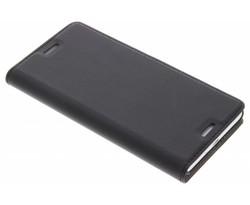 Zwart Effen Booklet Sony Xperia X