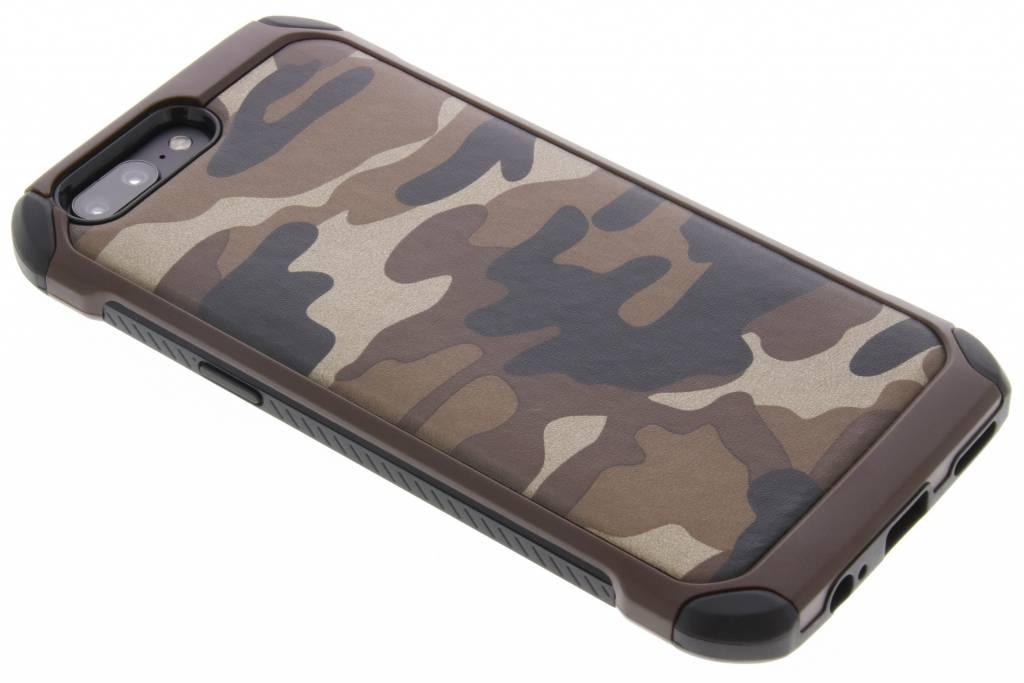 Bruin army defender hardcase hoesje voor de OnePlus 5
