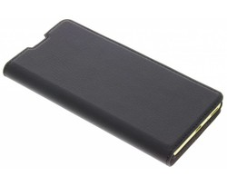Zwart Effen Booklet Sony Xperia XA