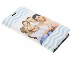 Ontwerp uw eigen Samsung Galaxy S7 booktype hoesje (bedrukt)
