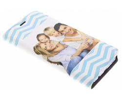 Ontwerp uw eigen Samsung Galaxy S8 booktype hoes (bedrukt)
