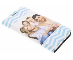Ontwerp uw eigen Samsung Galaxy A5 booktype hoes (bedrukt)