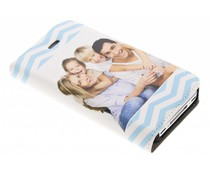Ontwerp uw eigen iPhone 4 / 4s booktype hoes