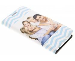Ontwerp uw eigen Samsung Galaxy S6 Edge booktype (bedrukt)
