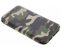 Groen Army Slim Folio Case OnePlus 3 / 3T