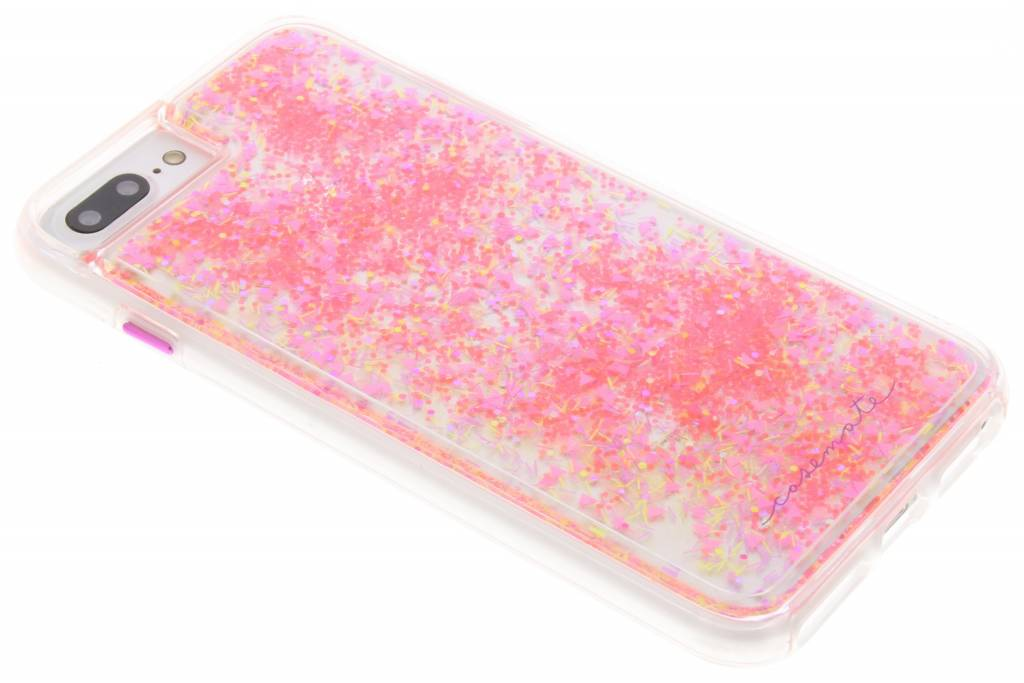 Case-Mate Roze Waterfall Glow Case voor de iPhone 8 Plus / 7 Plus / 6(s) Plus