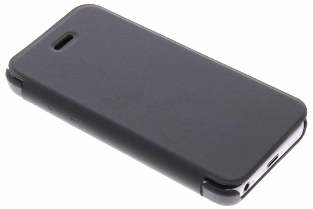 Be Hello Zwarte Book Case voor de iPhone 5c