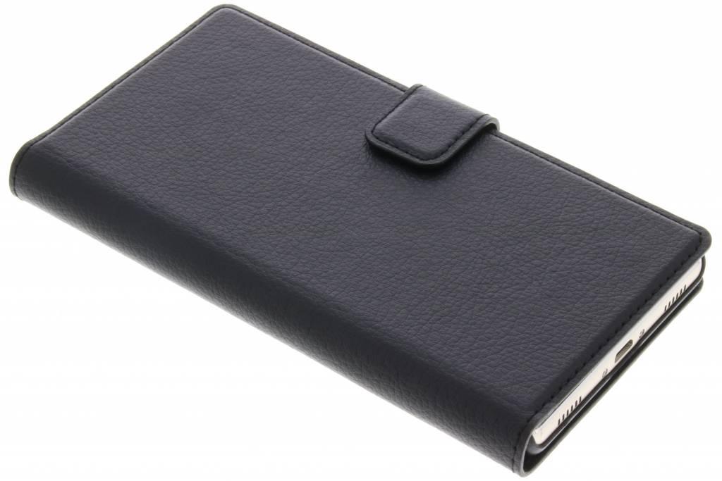 Be Hello Zwarte Wallet Case voor de Huawei P8