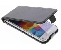 Be Hello Zwart Flip Case Samsung Galaxy S5 Mini