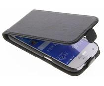 Be Hello Zwart Flip Case Samsung Galaxy Ace 4