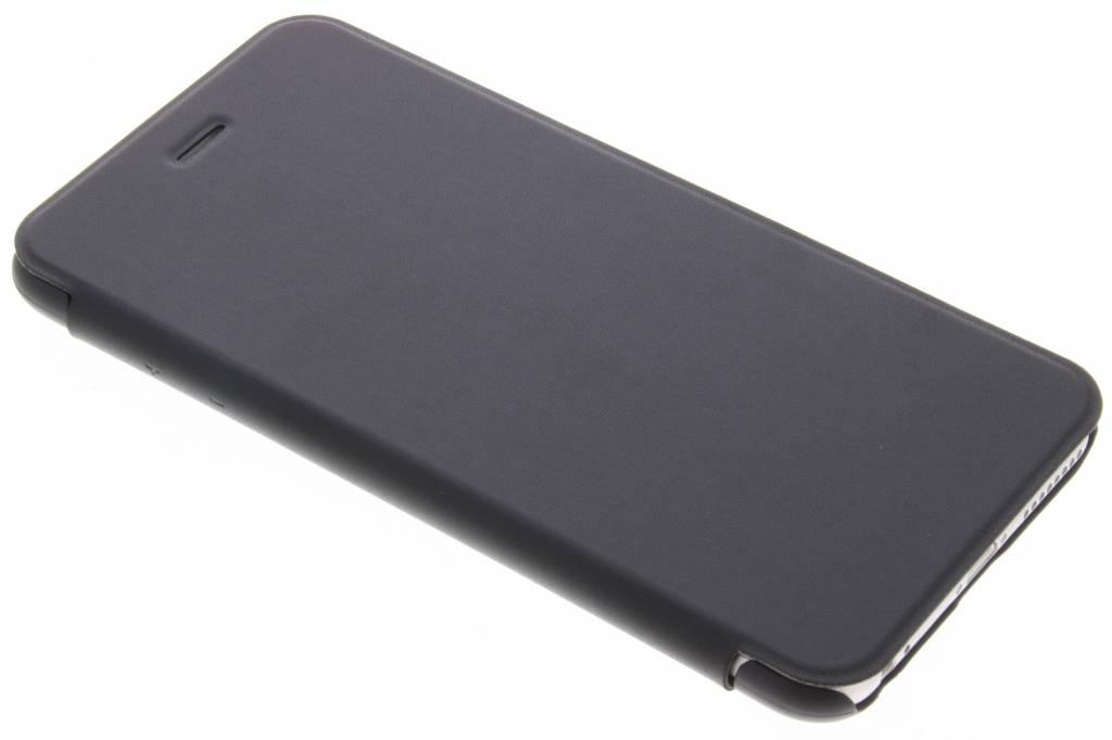 Zwarte Book Case voor de iPhone 6(s) Plus