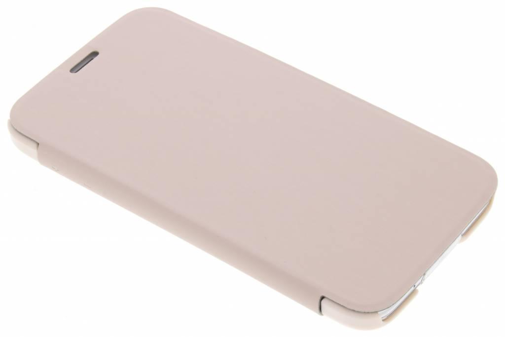 Be Hello Beige Book Case voor de Samsung Galaxy S5 (Plus) / Neo