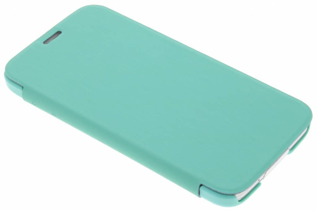 Be Hello Mintgroene Book Case voor de Samsung Galaxy S5 (Plus) / Neo