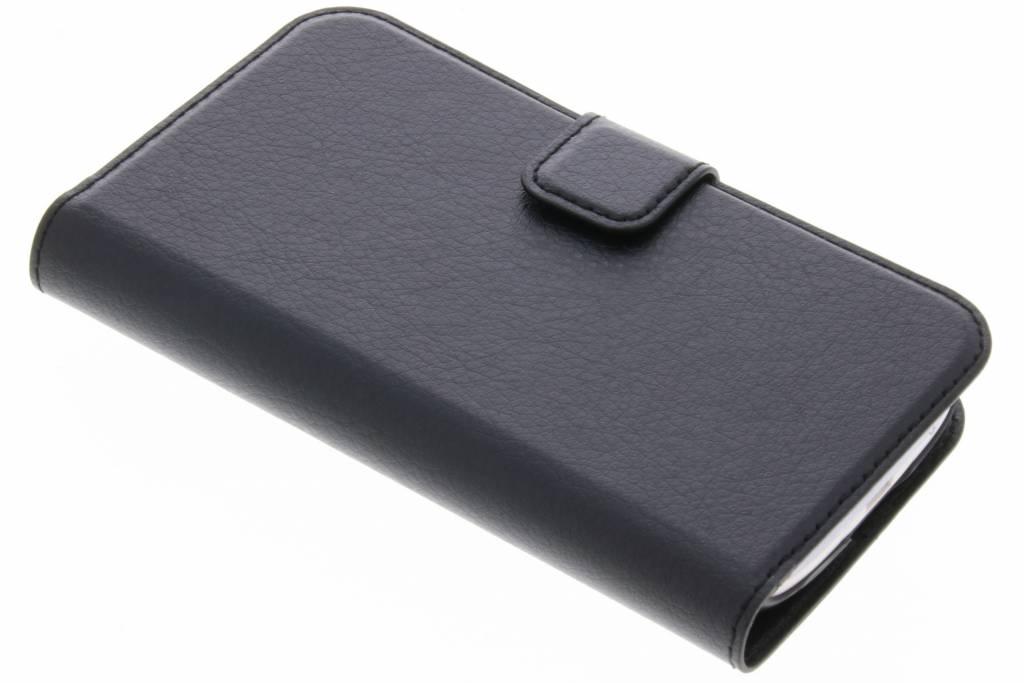 Be Hello Zwarte Wallet Case voor de Samsung Galaxy Ace 4
