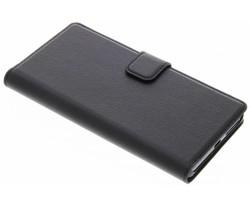 Be Hello Zwart Wallet Case Sony Xperia E5