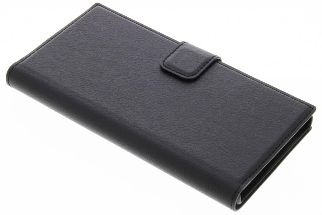 Be Hello Zwarte Wallet Case voor de Sony Xperia XZ