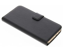 Be Hello Zwart Wallet Case HTC One M9