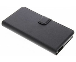 Be Hello Zwart Wallet Case Wiko U Feel Lite