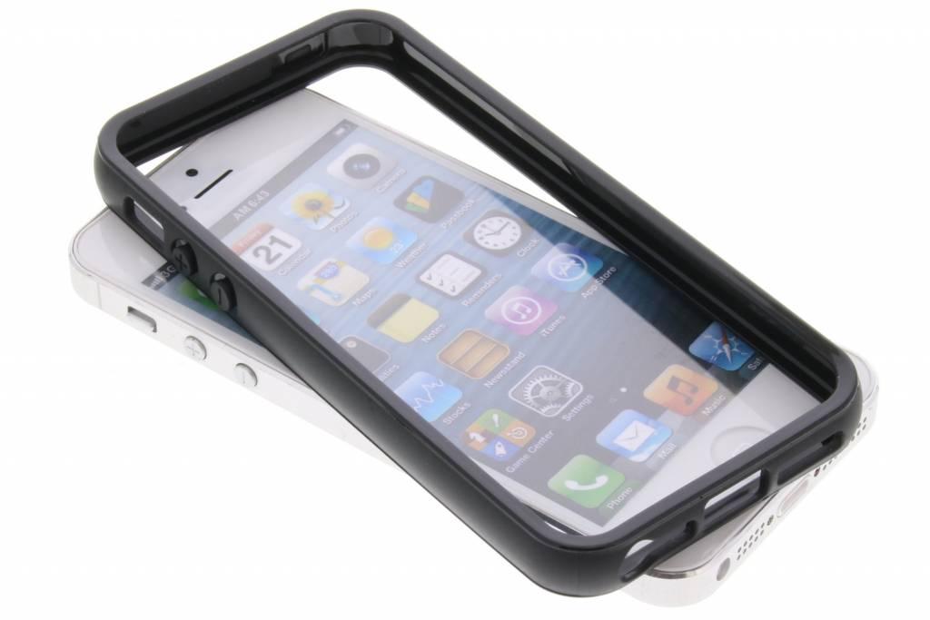 Be Hello Zwarte Bumper Case voor de iPhone 5 / 5s / SE