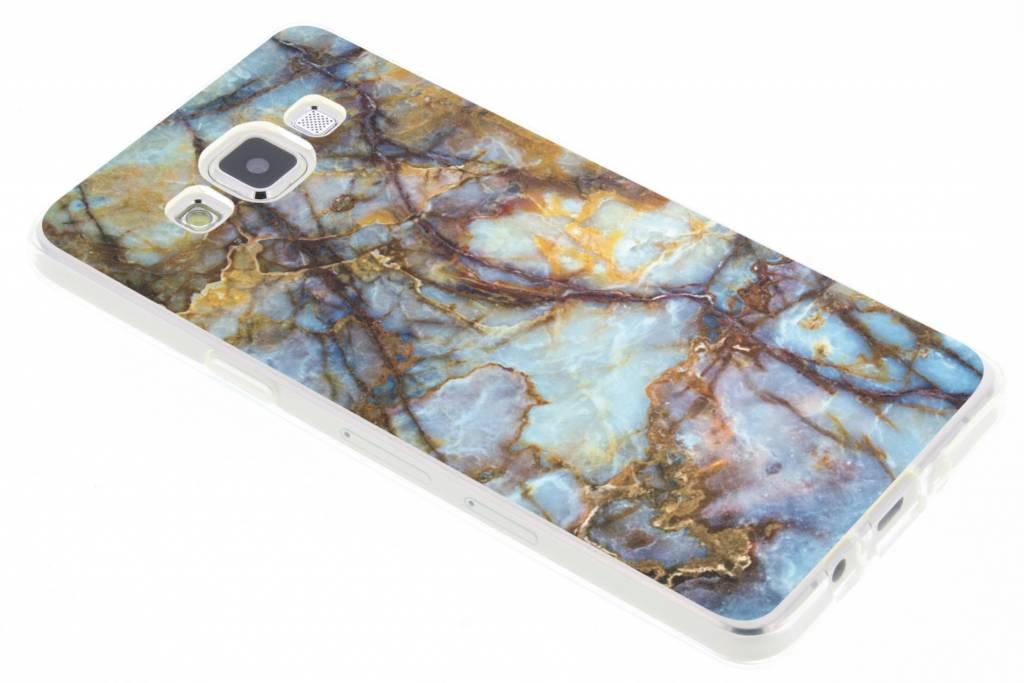 Marmer design TPU siliconen hoesje voor de Samsung Galaxy A5