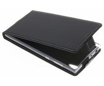 Accezz Zwart TPU Flipcase Sony Xperia L1