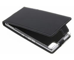 Accezz TPU Flipcase BlackBerry KeyOne
