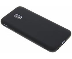 Zwart Color TPU hoesje Samsung Galaxy J3 (2017)