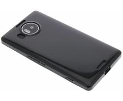 Zwart gel case Microsoft Lumia 950 XL