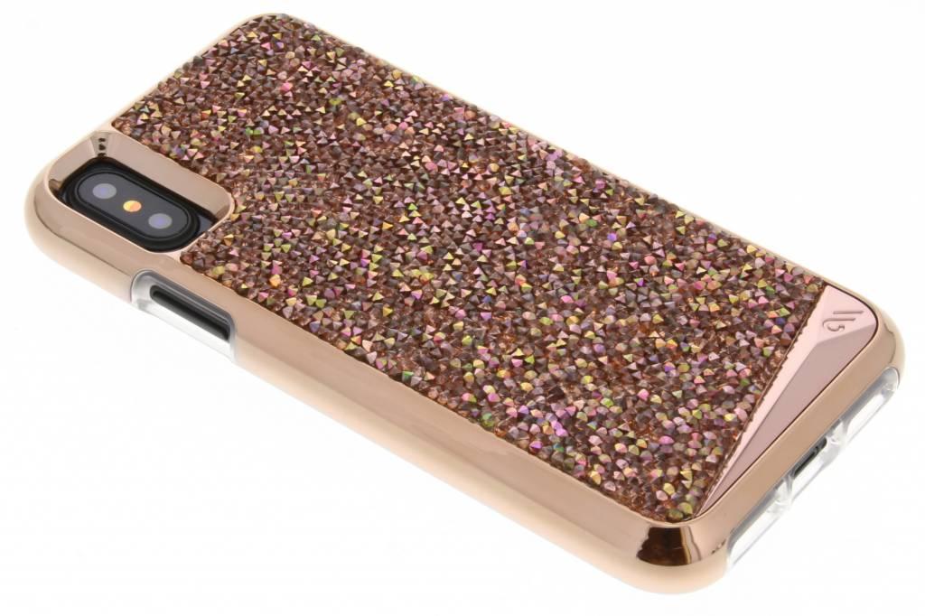Case-Mate Rose Gold Brilliance Tough voor de iPhone Xs / X