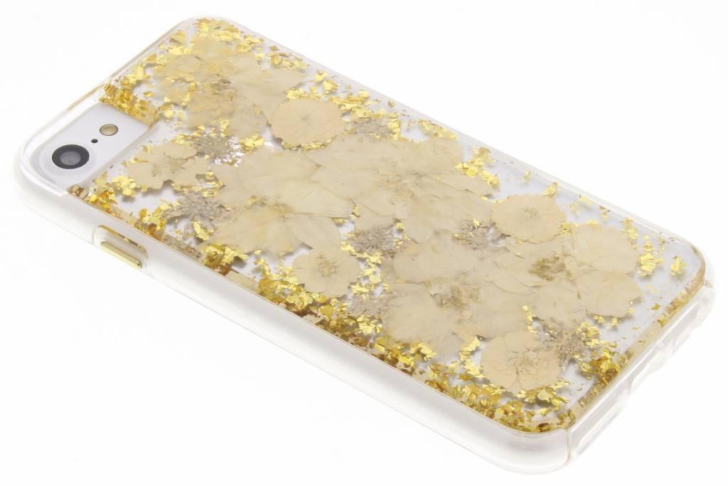 Case-Mate Gouden Karat Petals Case voor de iPhone 8 / 7