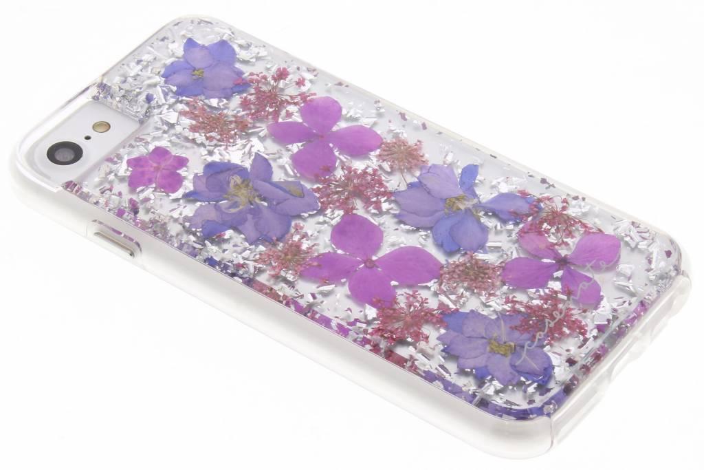 Case-Mate Paarse Karat Petals Case voor de iPhone 8 / 7