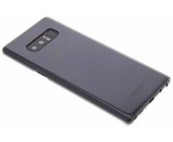 Samsung Zwart Clear Cover Galaxy Note 8