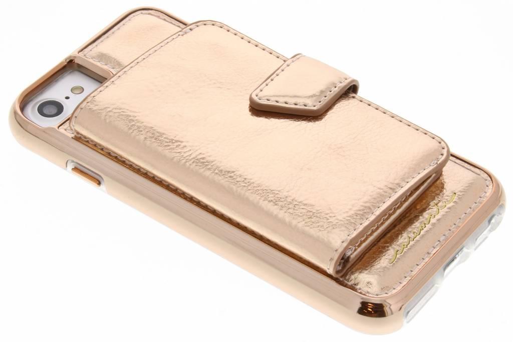 Case-Mate Rosé Gouden Compact Mirror Case voor de iPhone 8 / 7