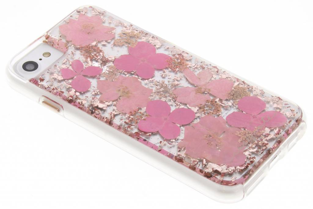 Case-Mate Roze Karat Petals Case voor de iPhone 8 / 7