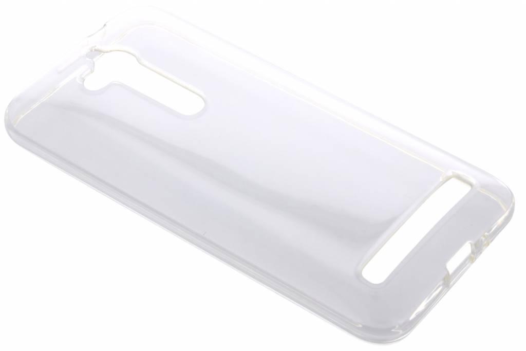Accezz Transparante TPU Clear Cover voor de Asus Zenfone Go