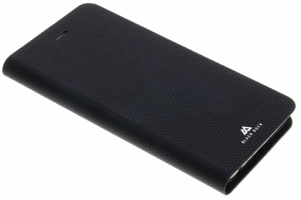 Black Rock Zwarte Protective Booklet voor de Huawei P10