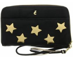 Fabienne Chapot Universele Phone Wallet - Zwart