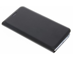 Zwart luxe slim booktype hoes Samsung Galaxy J3 (2017)