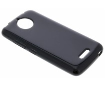 Zwart gel case Motorola Moto C Plus