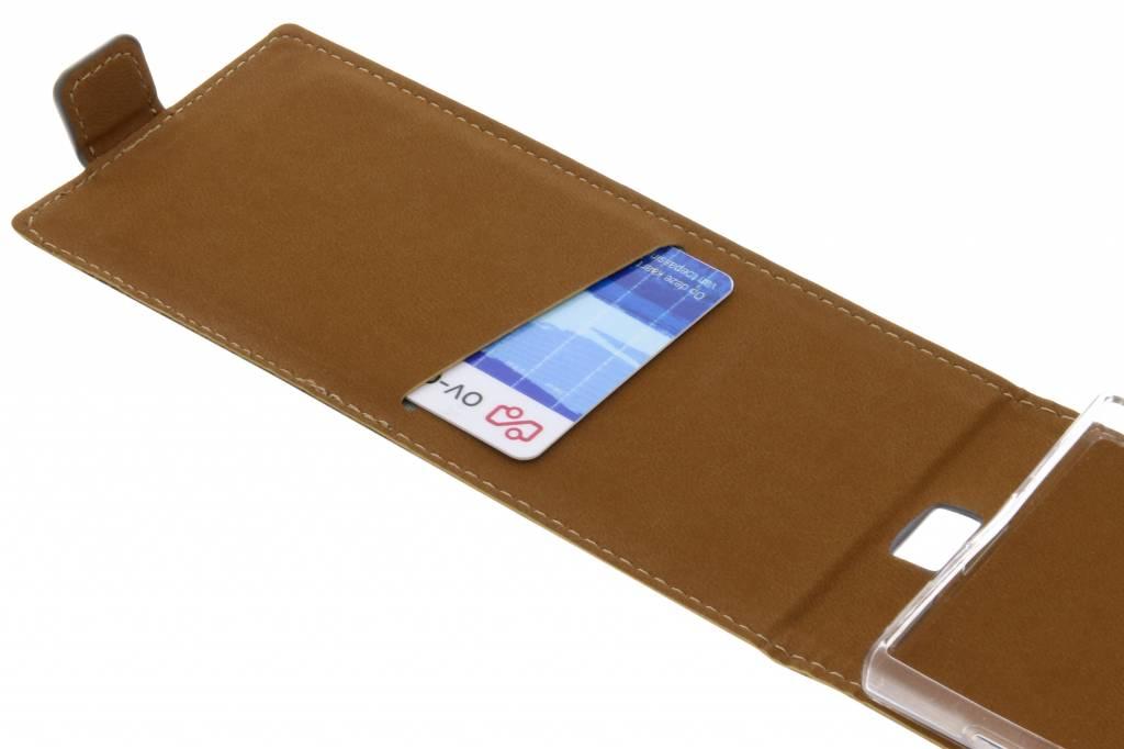 Tpu Luxe Noir Flip Cas Pour Sony Xperia Xa1 O5cA3SuVGL