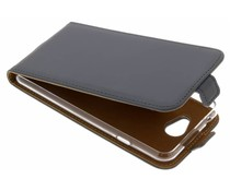 Selencia Grijs Luxe TPU Flipcase General Mobile GM6