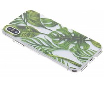 Fabienne Chapot Monstera Leafs Softcase iPhone Xs / X