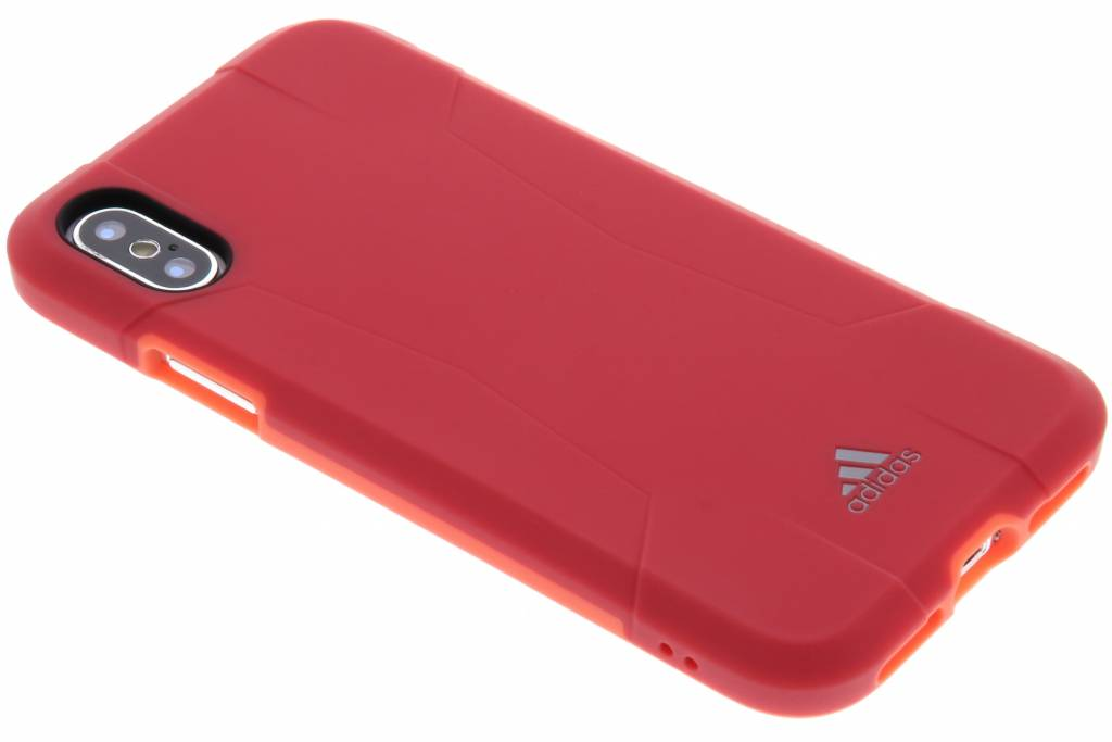 adidas Sports Roze Solo Case voor de iPhone X