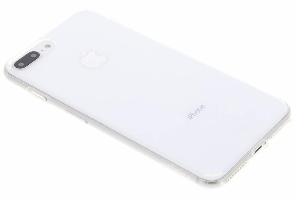 Transparante Liquid Crystal Case voor de iPhone 8 Plus / 7 Plus / 6(s) Plus
