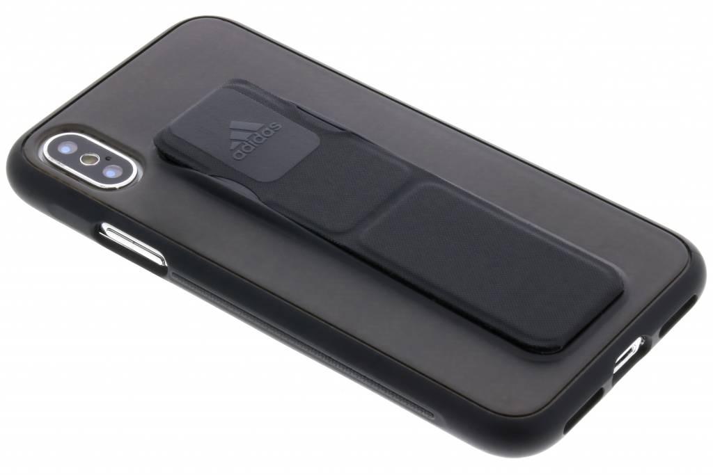 adidas Sports Zwarte Grip Case voor de iPhone X