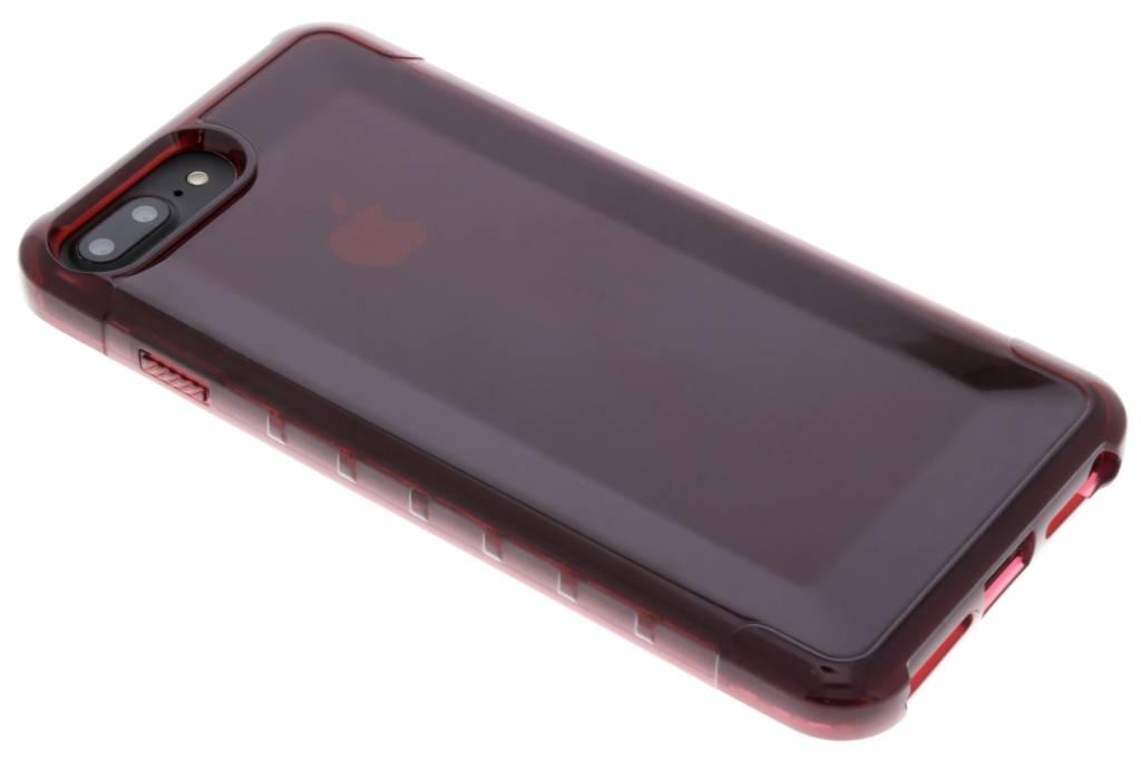 Rode Plyo Hard Case voor de iPhone 8 Plus / 7 Plus / 6(S) Plus