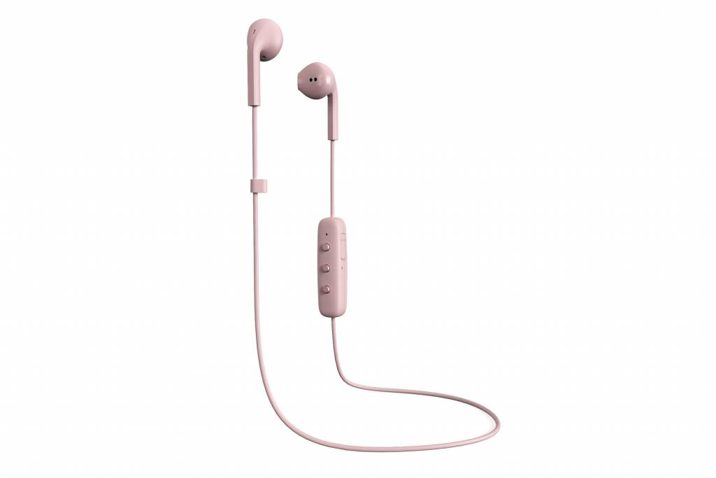Roze Wireless Earbud Plus Bluetooth Headphones