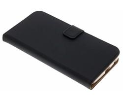 Selencia Zwart Luxe TPU Book Case Motorola Moto Z2 Play