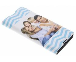 Ontwerp uw eigen Sony Xperia XA1 booktype hoes (bedrukt)