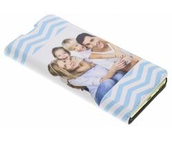Ontwerp uw eigen Sony Xperia XA booktype hoes (bedrukt)